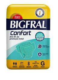 FRALDA BIGFRAL CONFORT