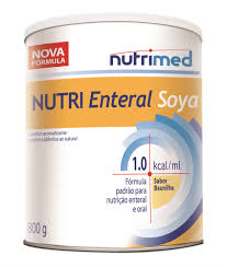 NUTRI ENTERAL SOYA 800 GR