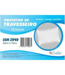 PROTETOR DE TRAVESSEIRO COM ZÍPER
